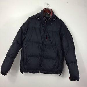 Gap Navy Blue Puffer Jacket
